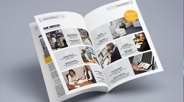 Company Profile + Presentation