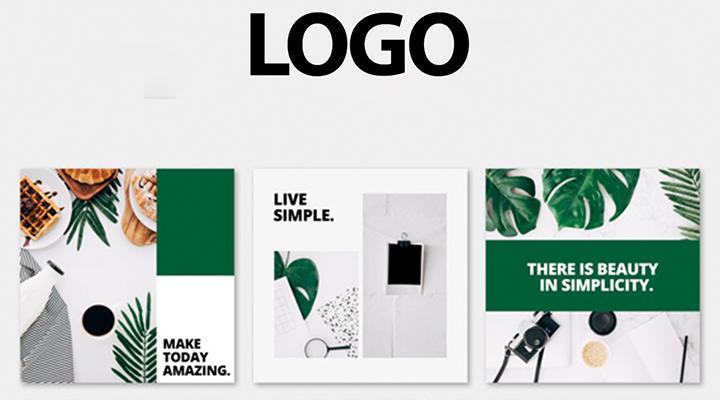 Logo + Social Media